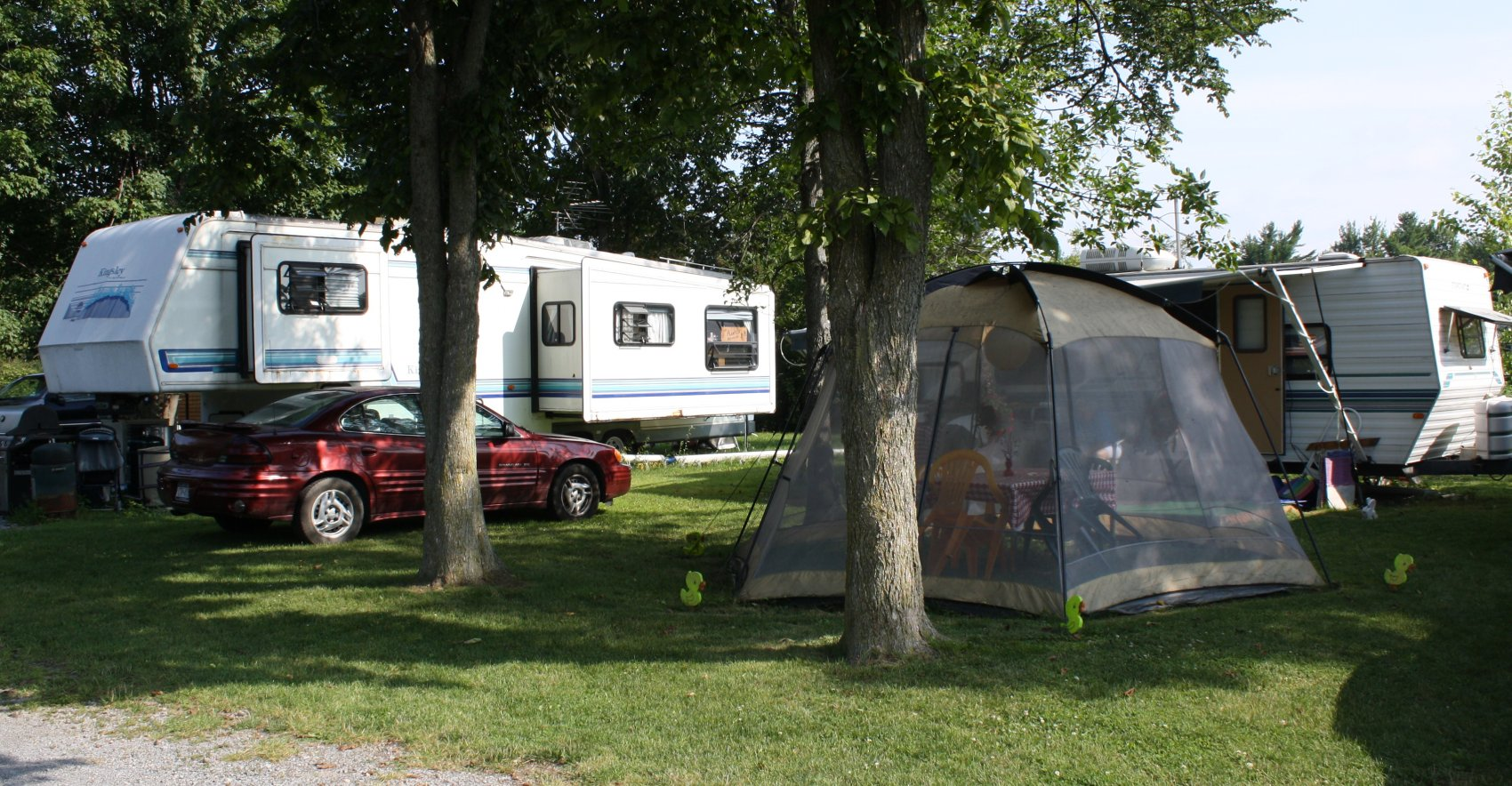 Picture of the 1000 Islands Campground