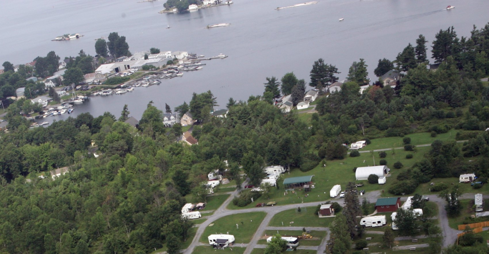 Wifi Service Plans >> 1000 Islands Campground - Let's go camping!